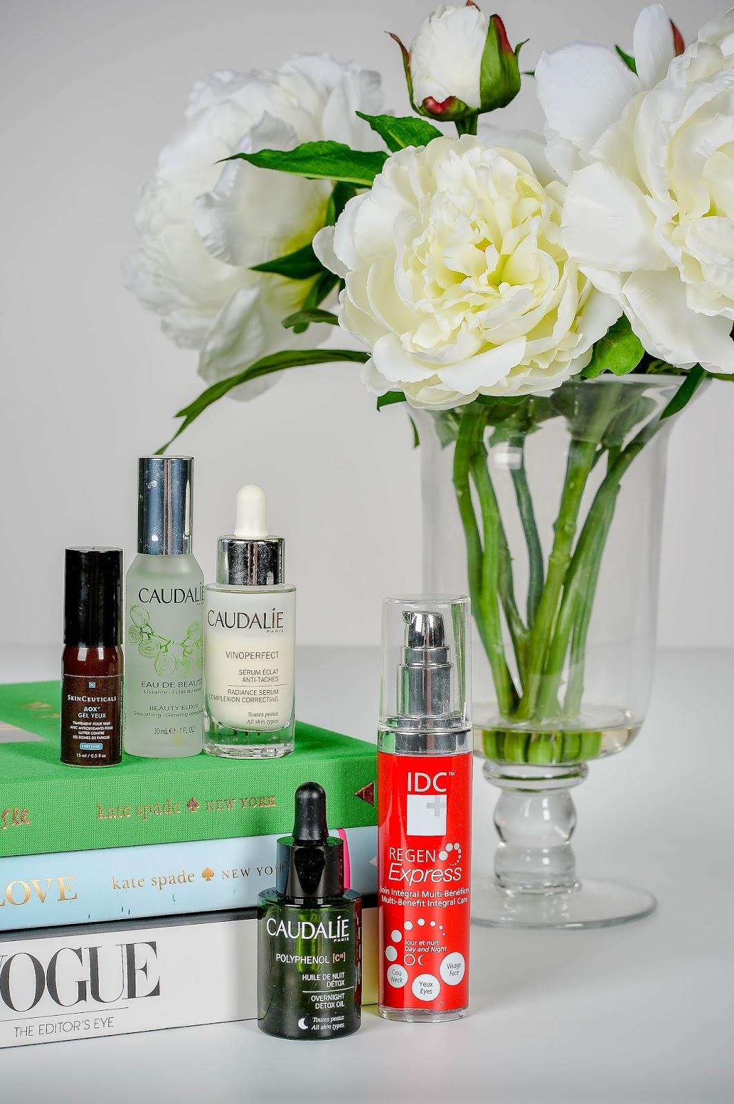 skin care routine