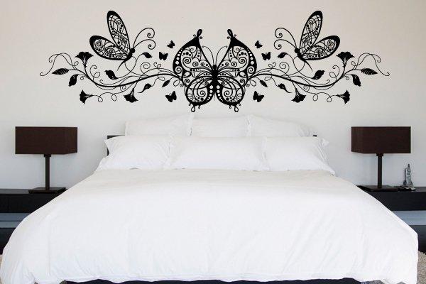 Juju Glamour Adesivos pra decorar seu quarto ~ Adesivo De Parede Para Quarto Casal Romantico