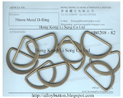 Metal D-Ring Supplier - Hong Kong Li Seng Co Ltd
