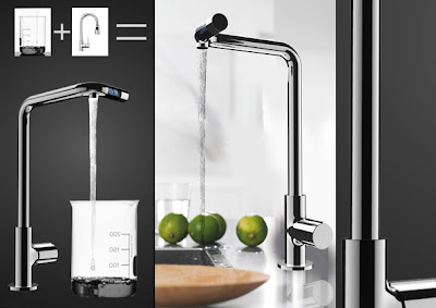Creative Bathroom Faucets and Modern Kitchen Faucets (15) 4
