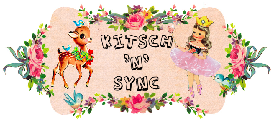* Kitsch-n-Sync *   A London Based Personal Style, Fashion, Beauty and Lifestyle Blog.