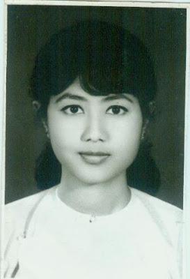 Shirley aka Daw Khin San Myint