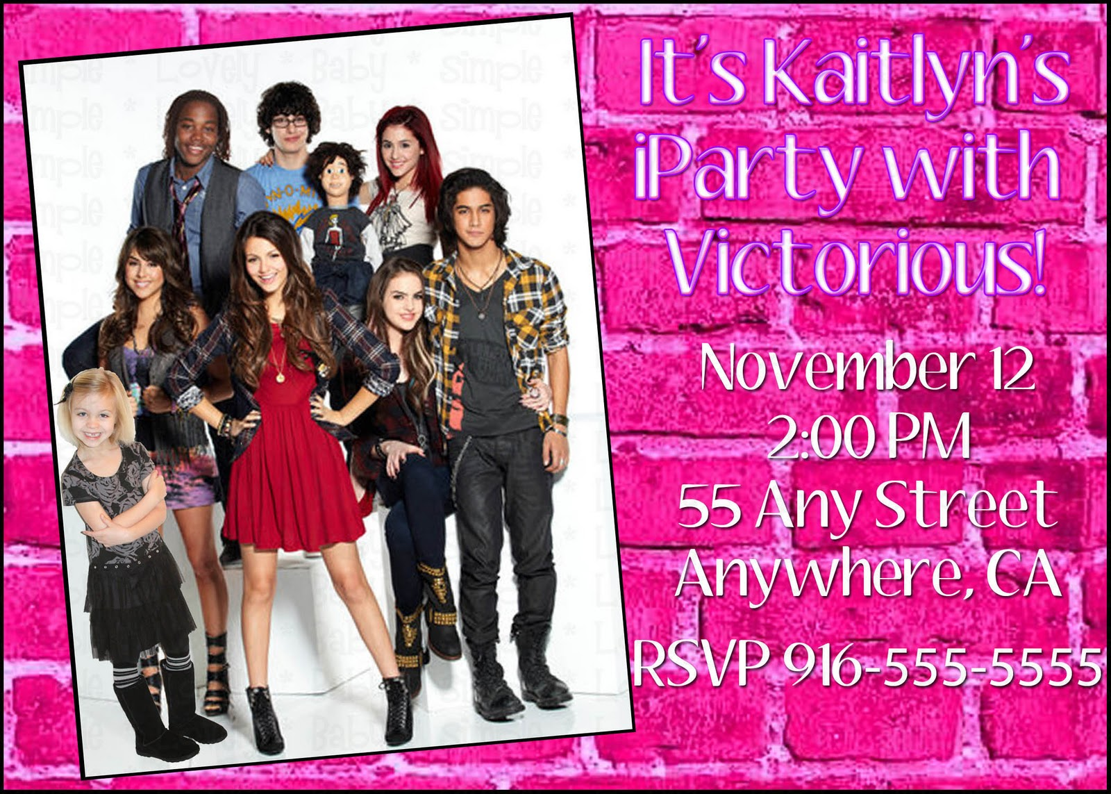 The Design Studio Big Time Rush iCarly Victorious Justin – Icarly Valentine Cards