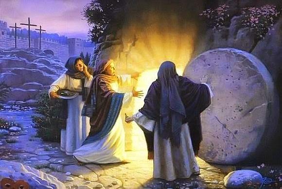 christ is risen sermon