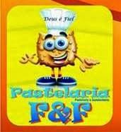 PASTELARIA  F & F - DEUS É FIEL - Paraú/RN
