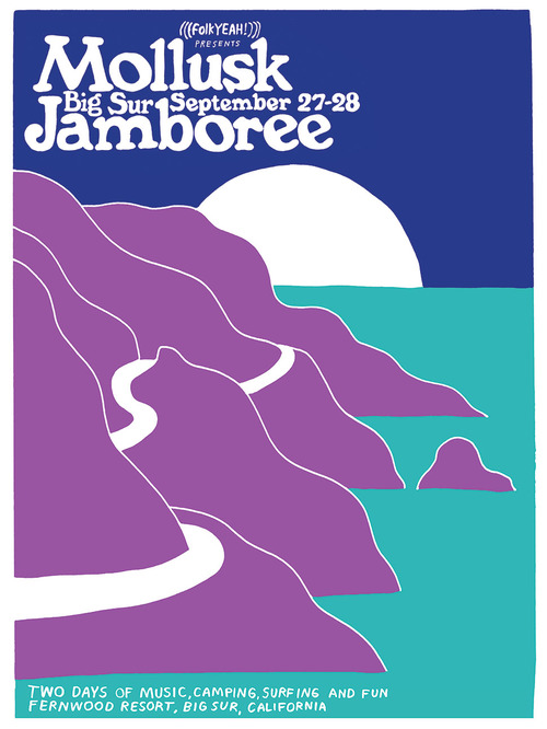 Mollusk Surf Jamboree Big Sur