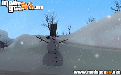 Férias de Inverno V2.0 para SAMP Edition