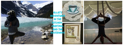 Allie's Adventures in the Kitchen, Crafting, and the Kootenays!