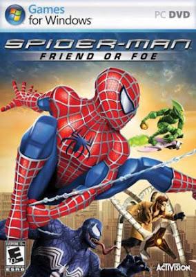 Game Spider Man: Friend or Foe Mediafire img