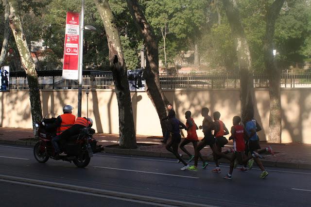 Front Runners Istanbul Eurasia Marathon