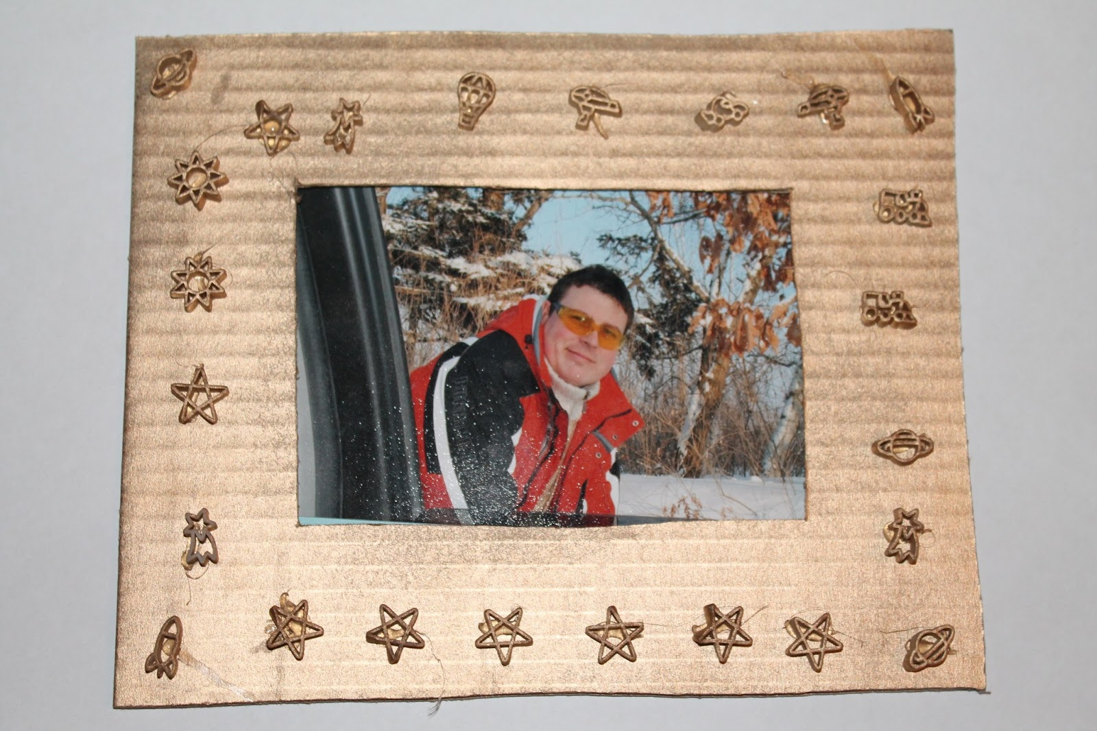 Рамки из солёного теста своими руками фото