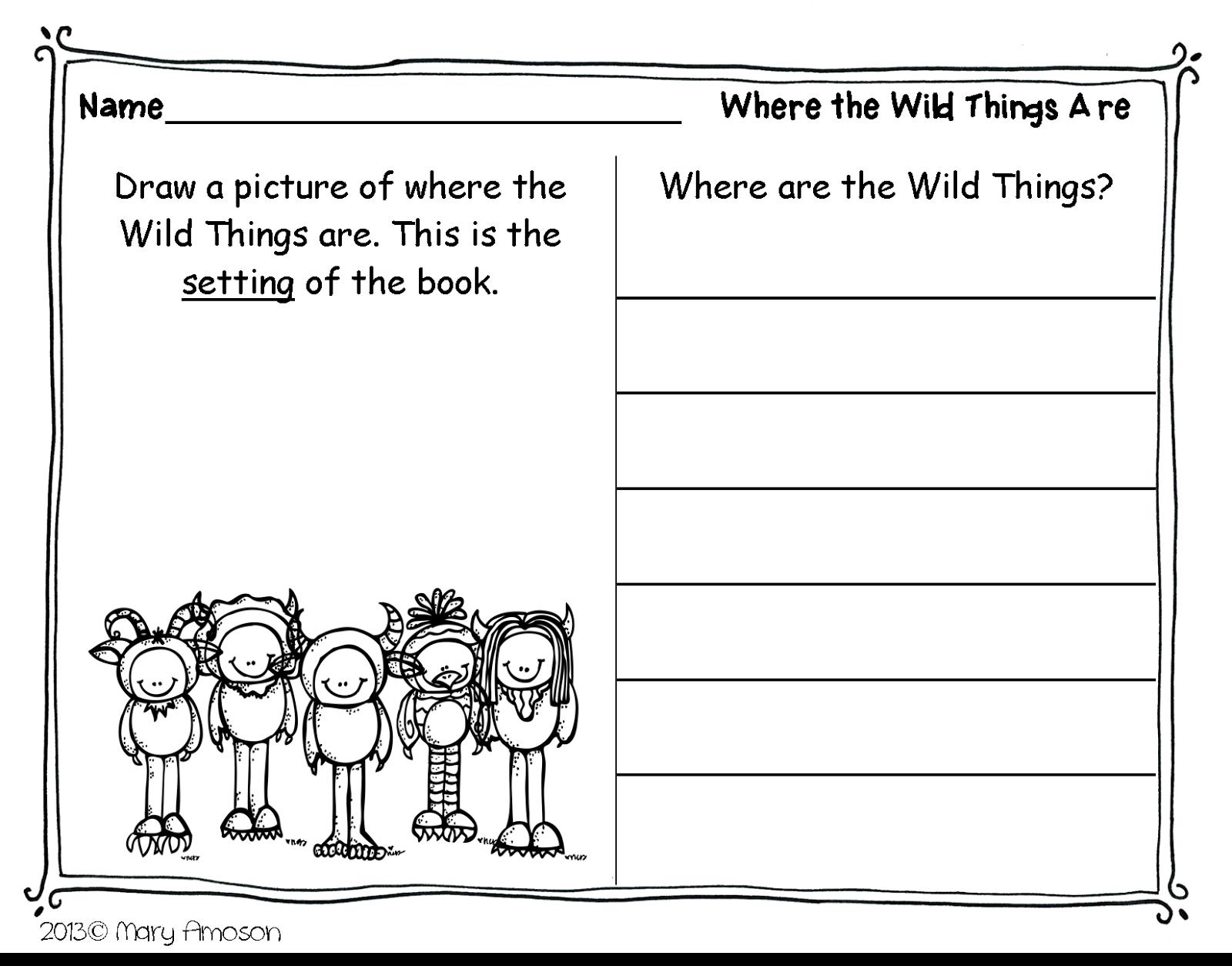 http://www.sharingkindergarten.com/2014/03/wild-about-ww.html