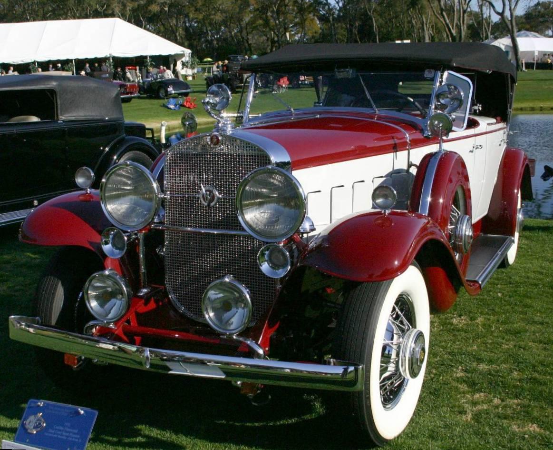 1931 Cadillac 355A Fleetwood