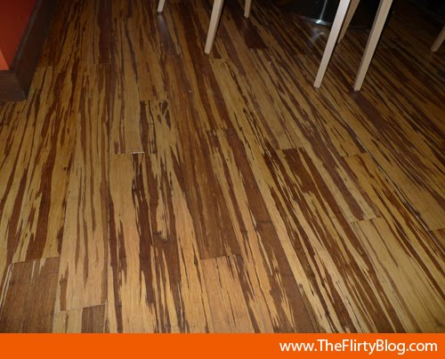 I found the place formerly the flirty blog lyfe kitchen for Healthy flooring guide