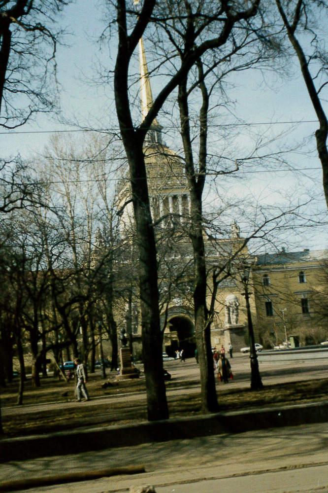 Admiralty Spire, St Petersburg