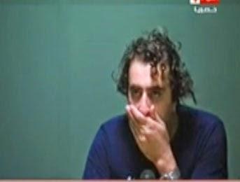 فيديو: الفنان السوري باسم ياخور، يصاب بانهيار عصبي أثناء تنفيذ حكم الإعدام