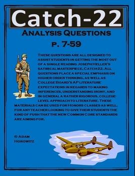 Catch-22 - ipl2 Literary Criticism