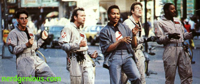 Ray Parker Jr. Ghostbusters theme song