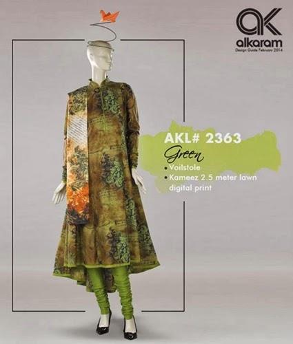 AlKaram Lawn 2014 Vol-2