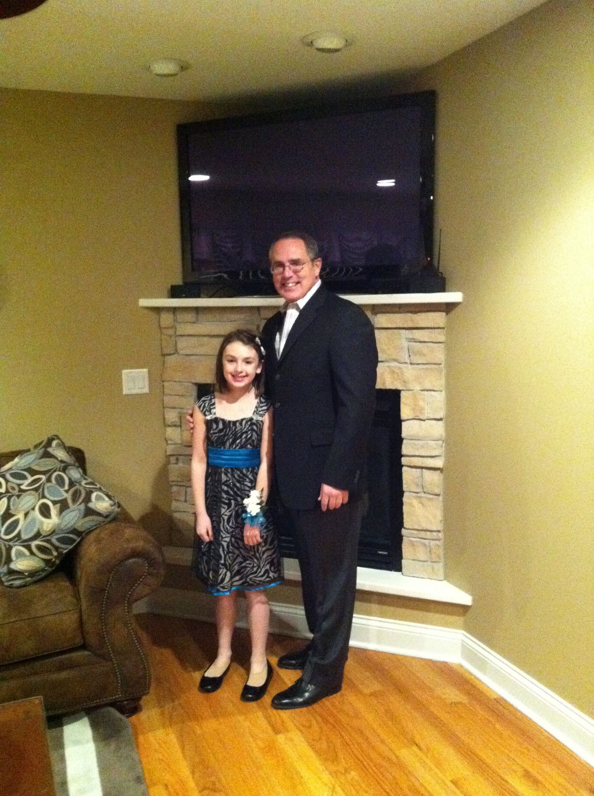 Lundquist Family Photos Emilys Daddy Daughter Dance 2011