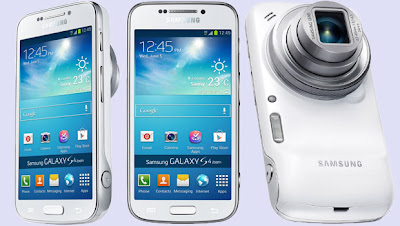 Samsung Galaxy S4 Zoom - Camera
