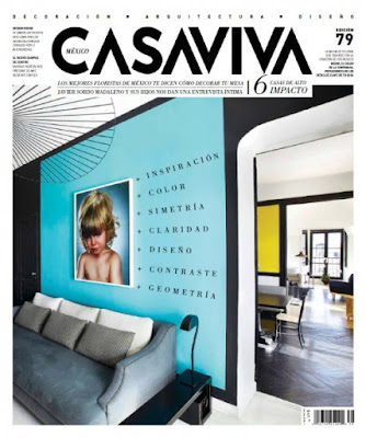 Revista CasaViva México – Noviembre 2015 – PDF True