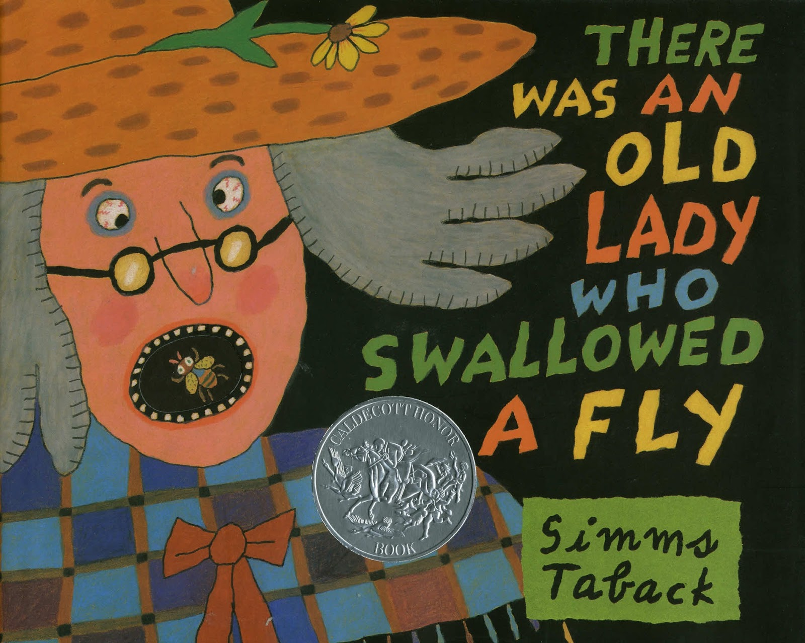 There Was an Old Lady Who Swallowed a Fly full book free pc ...