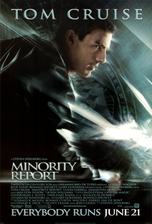 Minority Report movie