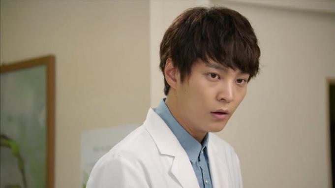 Joo Won vào vai chàng Park Shi On (Joo Won), người mắc hội chứng bác học