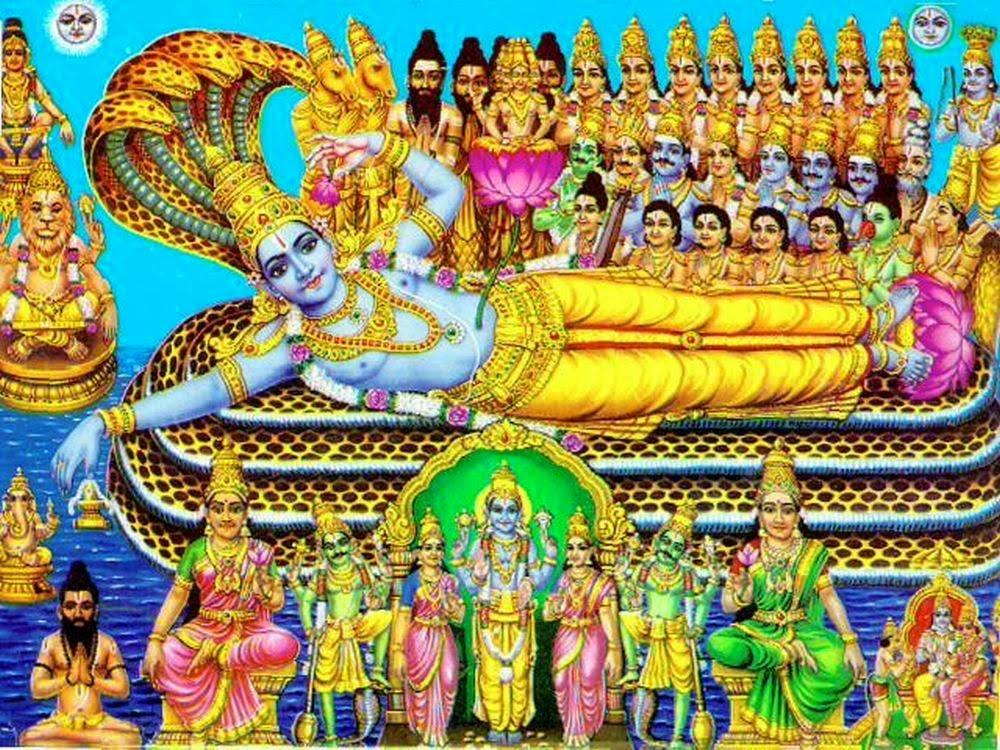 Laxmi Vishnu
