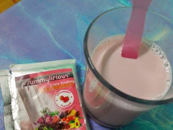Mummylicious Susu Kambing Khas untuk ibu mengandung