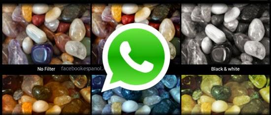 Whatsapp permitirá editar imágenes antes de enviarlas