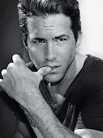 Ryan Reynolds, one of the sexiest men alive!