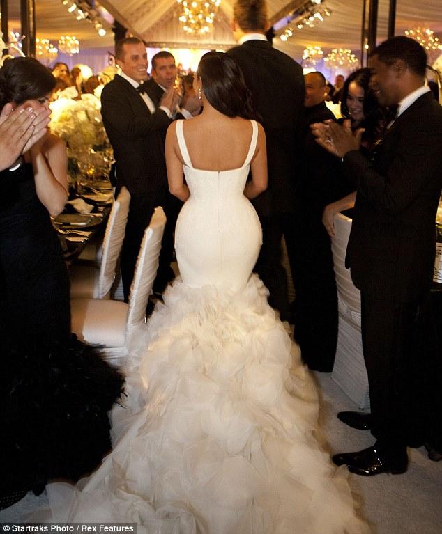 Kim Wedding Dress 67 Fancy CONFESSIONS OF A DOLL
