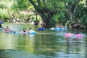 Bajada del rio Tirón