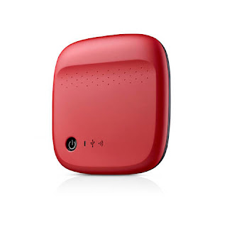 Segate Wireless External HDD