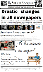 School newspapers campaign