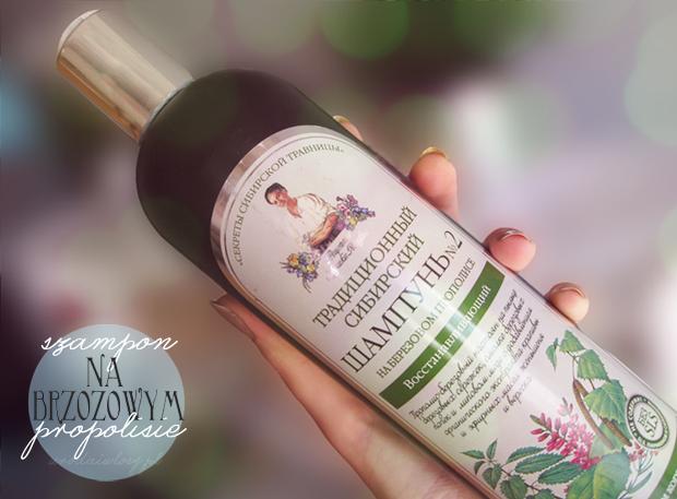szampon na brzozowym propolisie