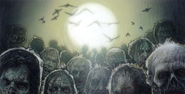 exilados zumbis, exilados walking dead