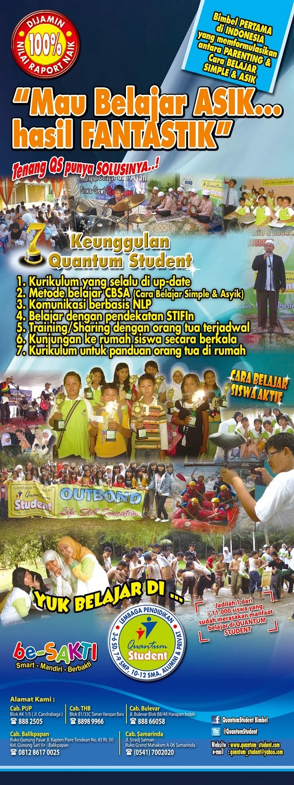 QS'S Activities