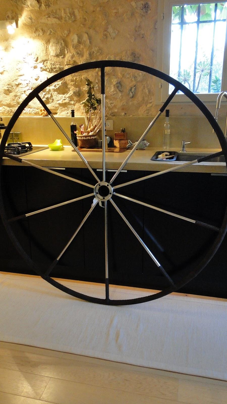 Marie le cornec gainage de barre roue - Housse de barre a roue ...