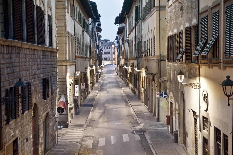 Via Maggio, Firenze