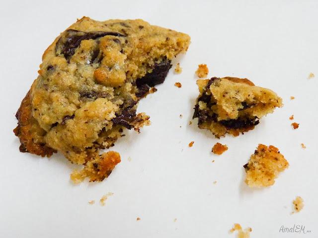 Ça titille les papilles !, Chocolat, Cookies, USA, Biscuits