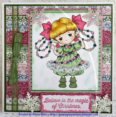 Featured Card at Crafting With Friends