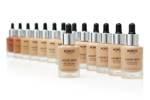 base de maquillaje kiko piel grasa