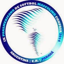 Logo IX Panamericano Softbol Masculino