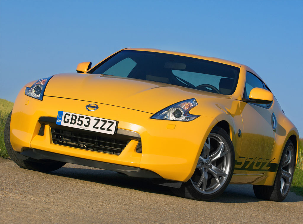 vehicle yellow sports car - photo #9