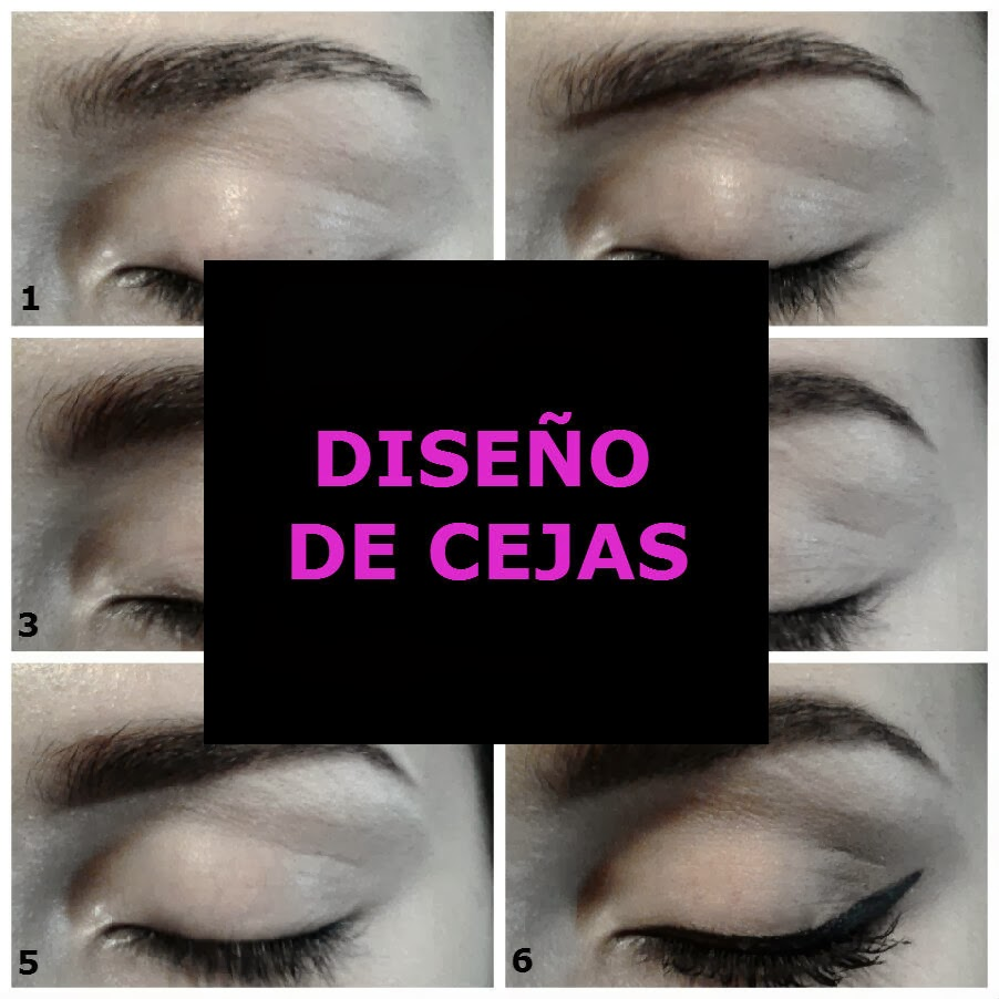 Colors on top blog de belleza y maquillaje blogger for Diseno de cejas