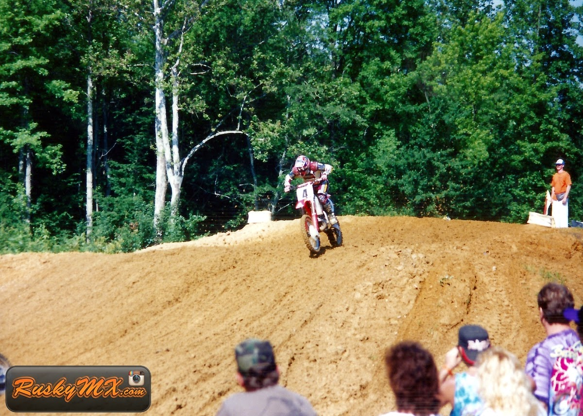 Doug Henry Budds Creek 1995