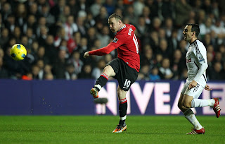 Swansea City Vs Mannchester United Wayne Rooney